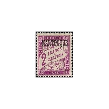 Martinique N° TA010 N *