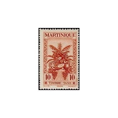 Martinique N° TA023 N *