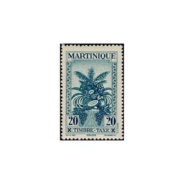 Martinique N° TA024 N *