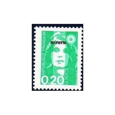 Mayotte N° 033 Neuf **