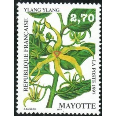 Mayotte N° 042 Neuf **
