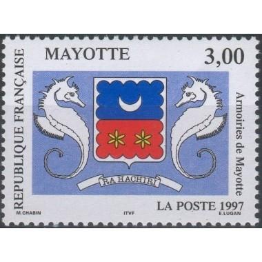 Mayotte N° 043 Neuf **