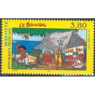 Mayotte N° 045 Neuf **