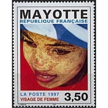 Mayotte N° 047 Neuf **