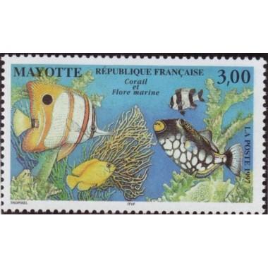 Mayotte N° 051 Neuf **