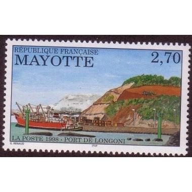 Mayotte N° 053 Neuf **