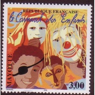 Mayotte N° 055 Neuf **