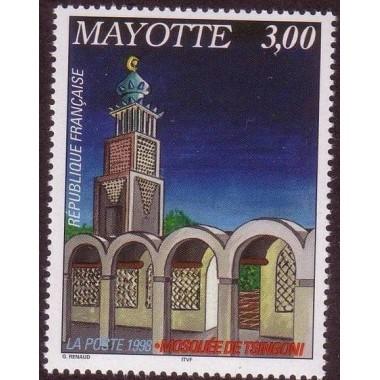 Mayotte N° 057 Neuf **