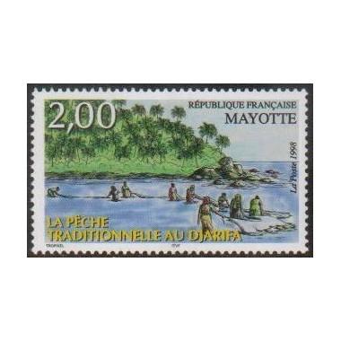 Mayotte N° 059 Neuf **