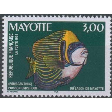 Mayotte N° 060 Neuf **