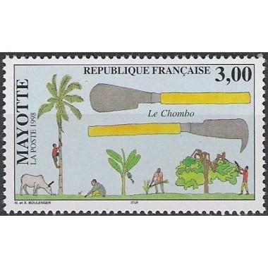 Mayotte N° 061 Neuf **