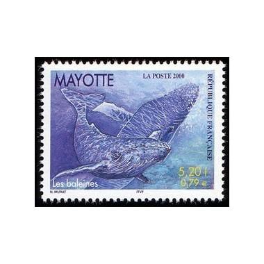 Mayotte N° 082 Neuf **