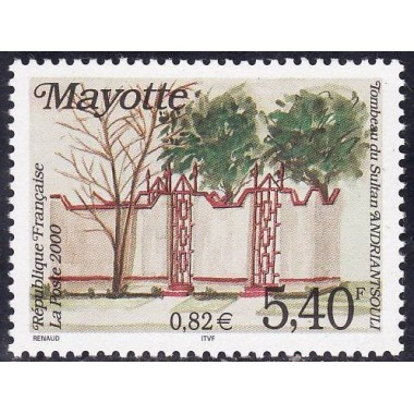 Mayotte N° 087 Neuf **