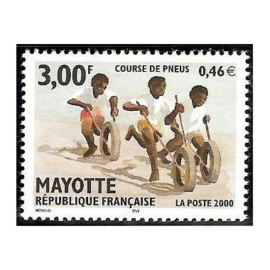 Mayotte N° 088 Neuf **