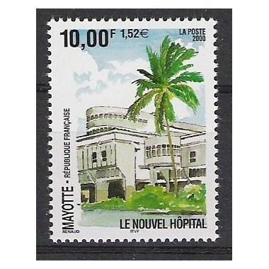 Mayotte N° 091 Neuf **