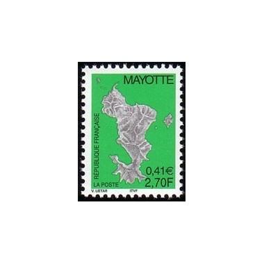 Mayotte N° 096 Neuf **