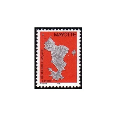 Mayotte N° 097 Neuf **