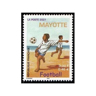 Mayotte N° 101 Neuf **