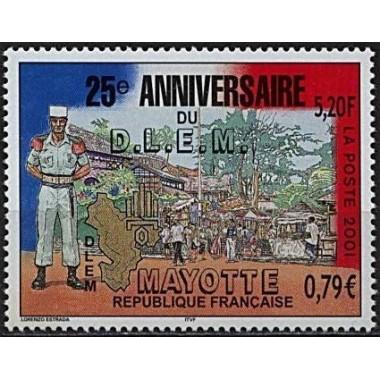 Mayotte N° 103 Neuf **