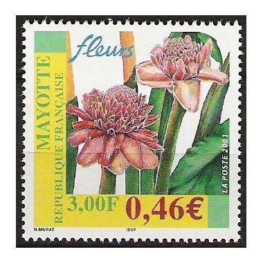 Mayotte N° 107 Neuf **