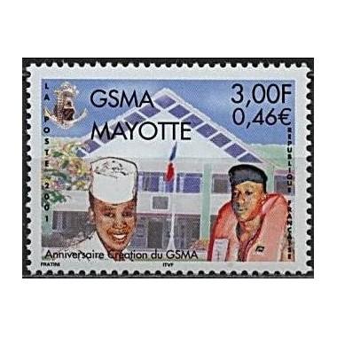 Mayotte N° 108 Neuf **