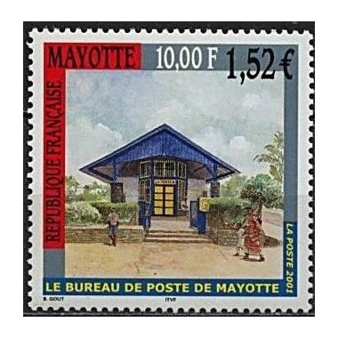 Mayotte N° 109 Neuf **