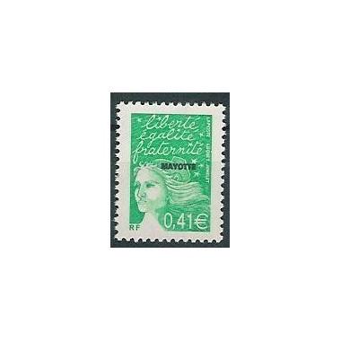 Mayotte N° 117 Neuf **