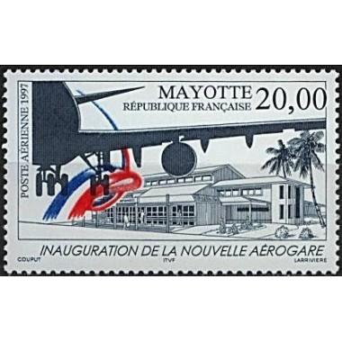 Mayotte PA N° 001 Neuf **