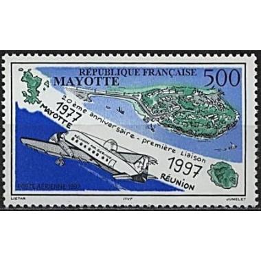 Mayotte PA N° 002 Neuf **