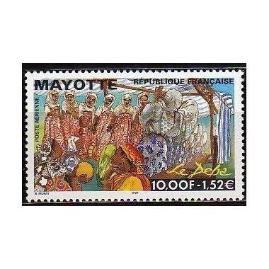Mayotte PA N° 004 Neuf **