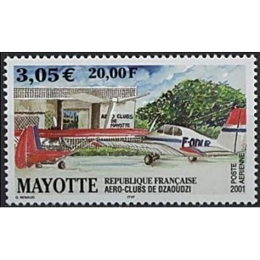 Mayotte PA N° 005 Neuf **