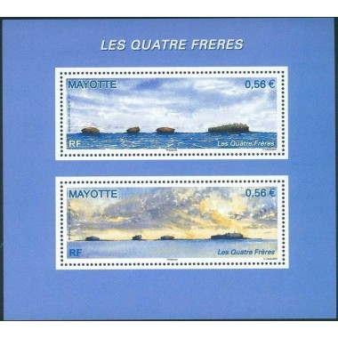 Mayotte BF N° 006 Neuf **