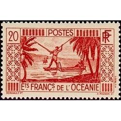 Oceanie N° 091 N**