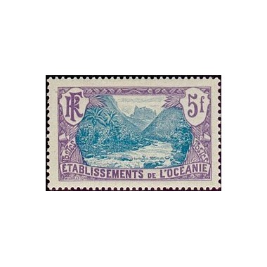 Oceanie N° 037 N*