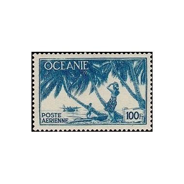 Oceanie PA N° 018 N*