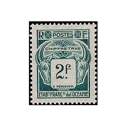 Oceanie TA N° 022 N**