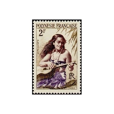 Polynesie N° 004 NC