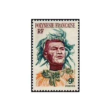 Polynesie N° 008 NC