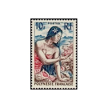 Polynesie N° 009 NC