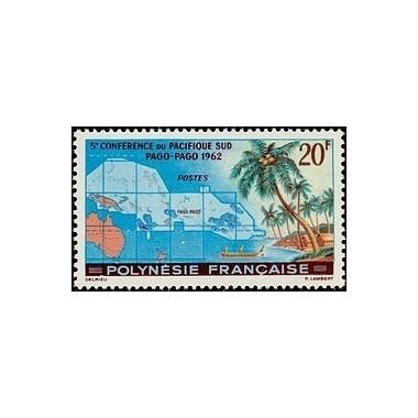 Polynesie N° 017 NC