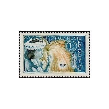 Polynesie N° 027 NC