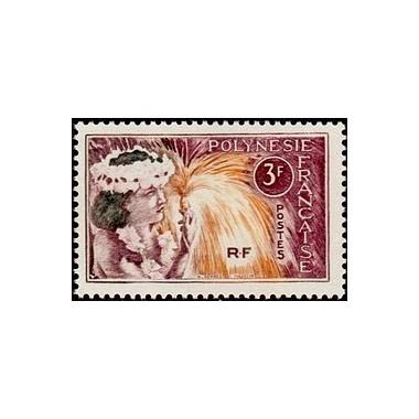 Polynesie N° 028 NC