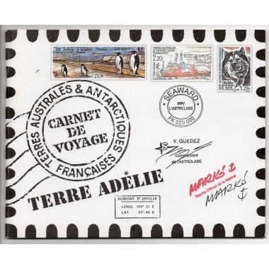 Carnet de voyage N° C308