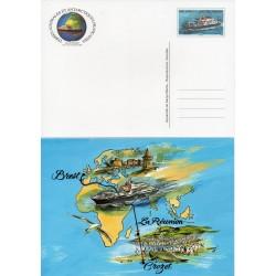 Entier postal N° 3