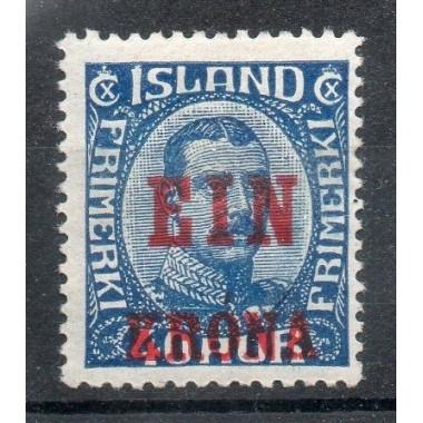 Island Neuf * N° 120
