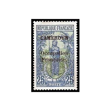 Cameroun N° 074 N *