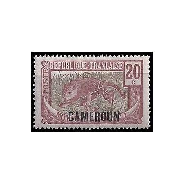 Cameroun N° 090 N *