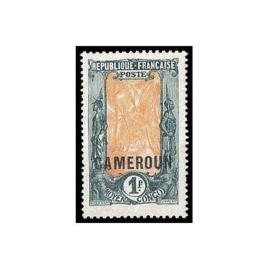 Cameroun N° 098 N *