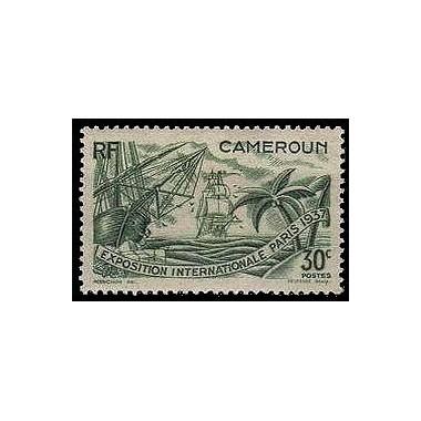 Cameroun N° 154 N *