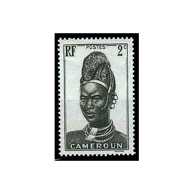 Cameroun N° 162 N *